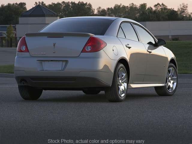 Used 2009  Pontiac G6 4d Sedan SE 3.5L (2009.5) at Camacho Mitsubishi near Palmdale, CA