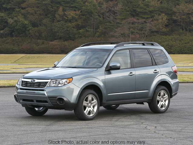 2009 Subaru Forester 4d SUV X Prem Auto at Good Wheels near Ellwood City, PA