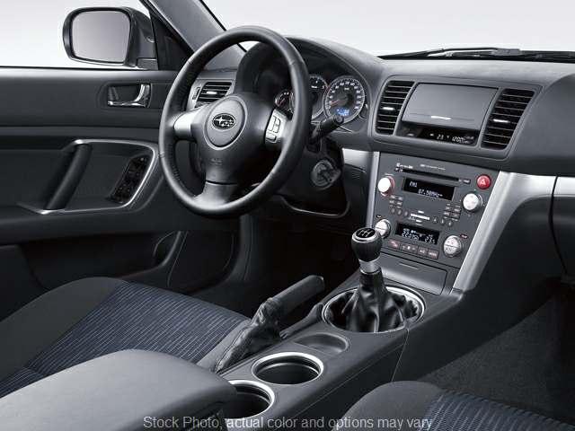 Used 2009  Subaru Legacy 4d Sedan i SE Auto at Express Auto near Kalamazoo, MI