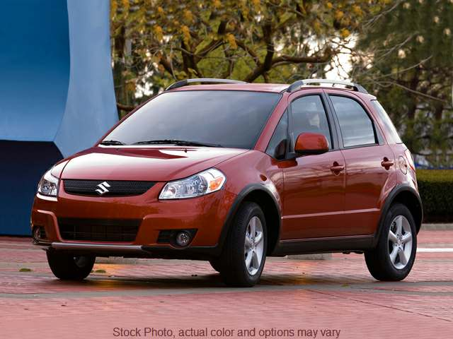 Used 2010  Suzuki SX4 Crossover 4d SUV AWD CVT at Stateline Auto Group near Andover, OH