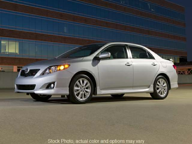 Used 2009  Toyota Corolla 4d Sedan Auto at Action Auto Group near Oxford, MS