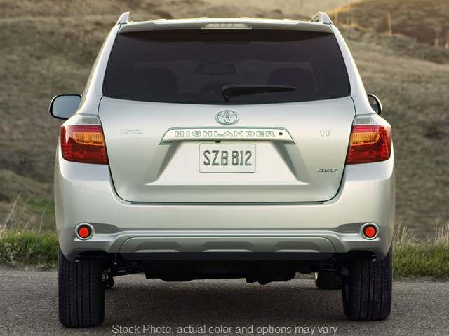 Used 2010  Toyota Highlander 4d SUV AWD Limited at Shields AutoMart near Paxton, IL