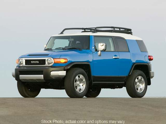 Used 2010 Toyota FJ Cruiser  4d SUV 4WD Auto at Naples Auto Sales near Vernal, UT
