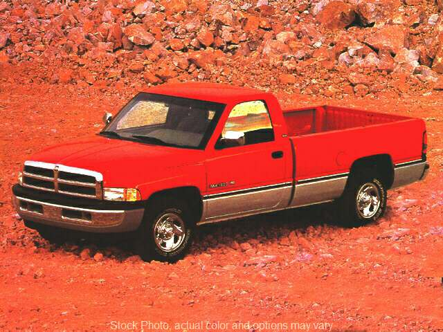 Used 1997  Dodge Ram 1500 4WD Reg Cab LT at Ubersox Used Car Superstore near Monroe, WI