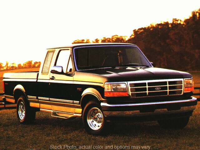 Used 1996  Ford F150 2WD Reg Cab XLT Longbed at You Sell Auto near Lakewood, CO