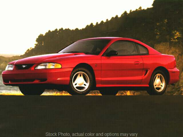 1998 Ford Mustang 2d Coupe at VA Cars of Tri-Cities near Hopewell, VA