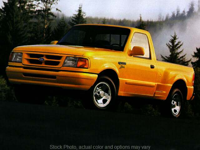 1997 Ford Ranger 2WD Reg Cab Splash at Good Wheels near Ellwood City, PA