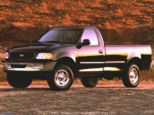 1997 Ford F150 4WD Reg Cab XLT at Ramsey Motor Company - North Lot near Harrison, AR