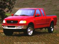 Used 1997  Ford F150 4WD Supercab XL at R & R Sales, Inc. near Chico, CA