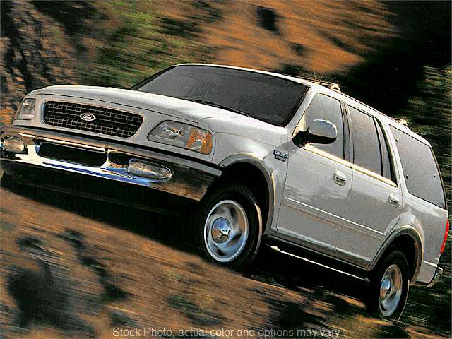 Used 1998  Ford Expedition 4d SUV 4WD Eddie Bauer at Car Country near Aurora, IN
