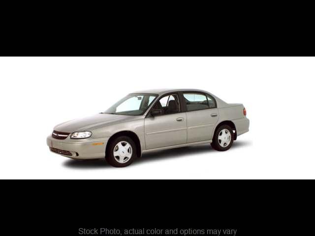 Used 2000  Chevrolet Malibu 4d Sedan at Carmack Car Capitol near Danville, IL