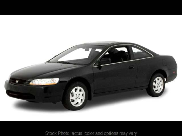 Used 2000  Honda Accord Coupe 2d EX at Edd Kirby's Adventure Mitsubishi near Chattanooga, TN