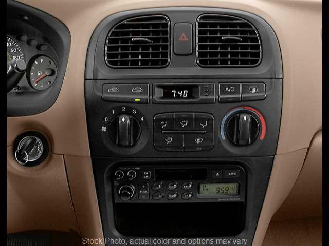 Used 2000  Hyundai Sonata 4d Sedan GL at Bobb Suzuki near Columbus, OH