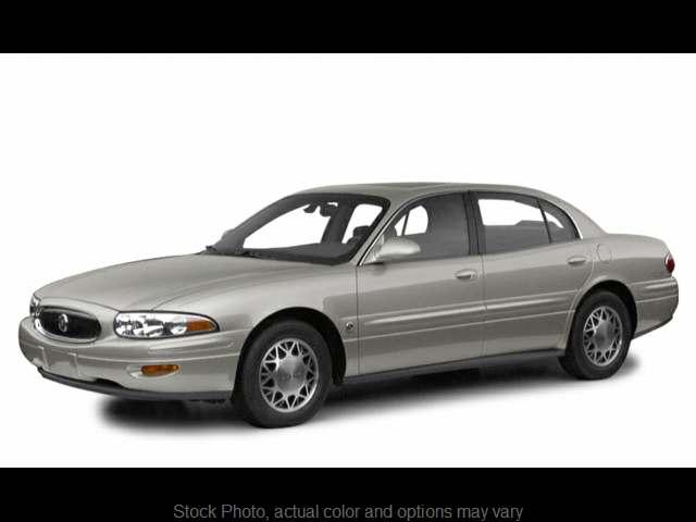 Used 2001  Buick LeSabre 4d Sedan Custom at Shook Auto Sales near New Philadelphia, OH