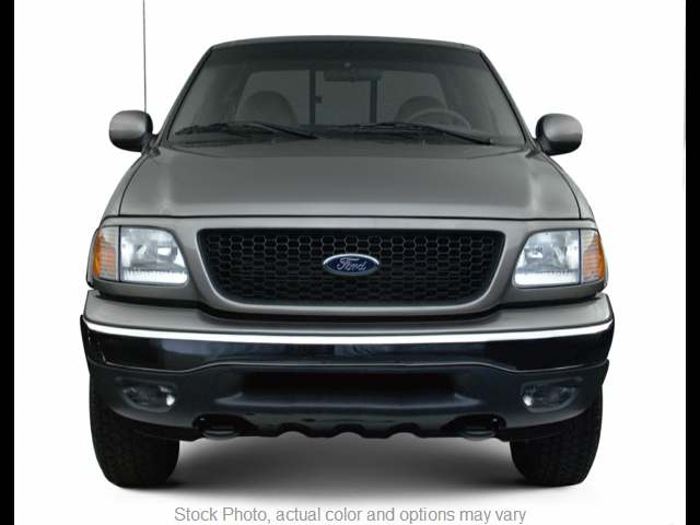 Used 2001  Ford F150 2WD Supercab XLT at Springfield Select Autos near Springfield, IL