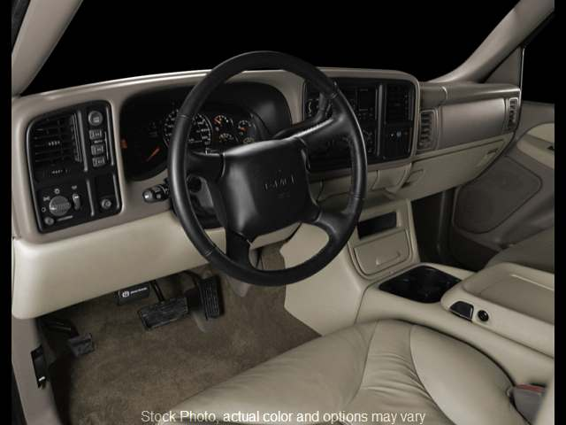 Used 2001  GMC Yukon 4d SUV RWD SLE at Texas Certified Motors near Odesa, TX