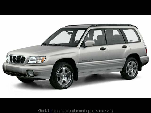 2001 Subaru Forester 4d SUV S at Good Wheels near Ellwood City, PA