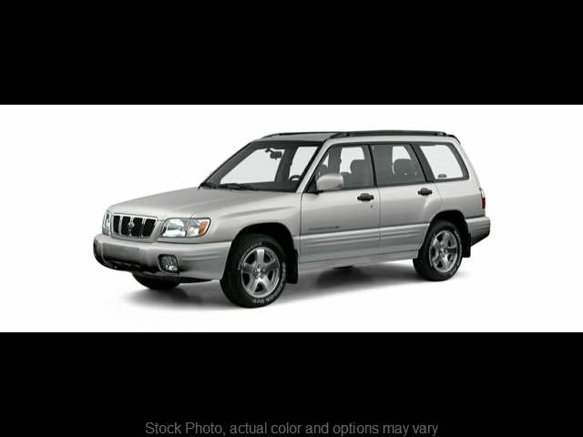 Used 2001  Subaru Forester 4d SUV S at Good Wheels near Ellwood City, PA