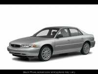 Used 2002 Buick Century 4d Sedan Custom at MLC Motor Cars near Commerce Charter Twp, MI