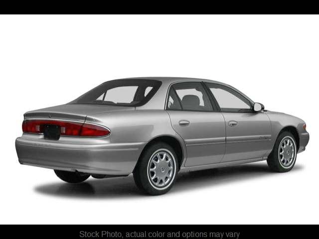 Used 2002  Buick Century 4d Sedan Custom at Good Wheels near Ellwood City, PA