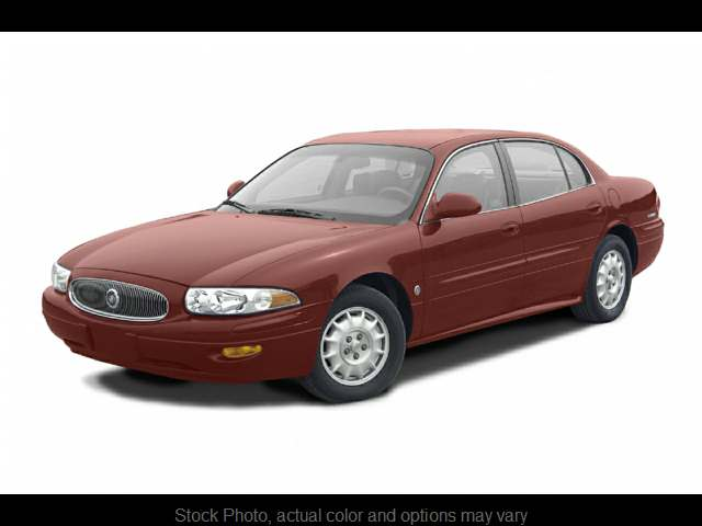 Used 2002 Buick LeSabre 4d Sedan Custom at Royal Car Center near Philadelphia, PA