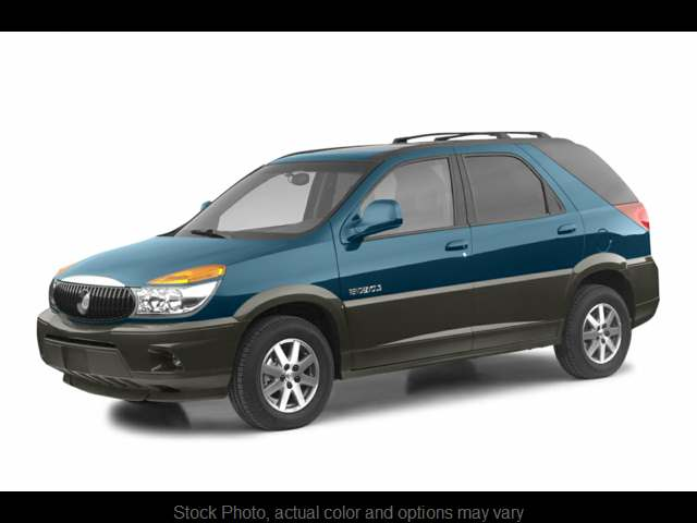 Used 2002 Buick Rendezvous 4d SUV AWD CX at City Wide Auto Credit near Toledo, OH