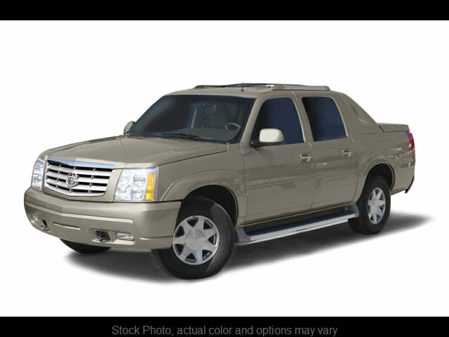 2002 Cadillac Escalade EXT 4d SUV AWD at Shook Auto Sales near New Philadelphia, OH