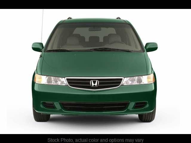 Used 2002  Honda Odyssey 5d Wagon EX at Royal Car Center near Philadelphia, PA