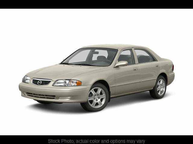 Used 2002 Mazda 626 4d Sedan ES at 224 Auto Ephrata near Ephrata, PA