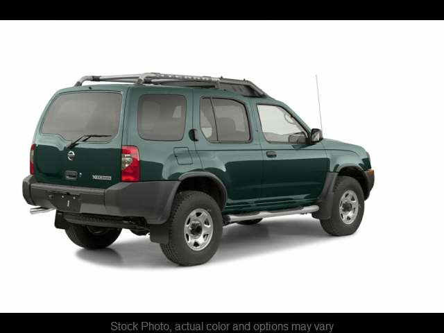 Used 2002  Nissan Xterra 4d SUV RWD XE V6 at CarCo Auto World near South Plainfield, NJ