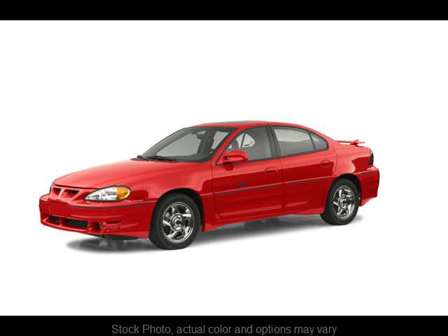 Used 2002  Pontiac Grand Am 4d Sedan GT at AUTOSMART CARS near Algona, IA