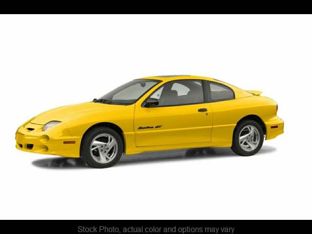 Used 2002  Pontiac Sunfire 2d Coupe SE at Al West Nissan near Rolla, MO