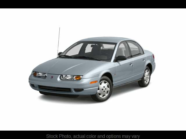 Used 2002  Saturn S Series 4d Sedan SL1 at Graham Auto Group near Mansfield, OH