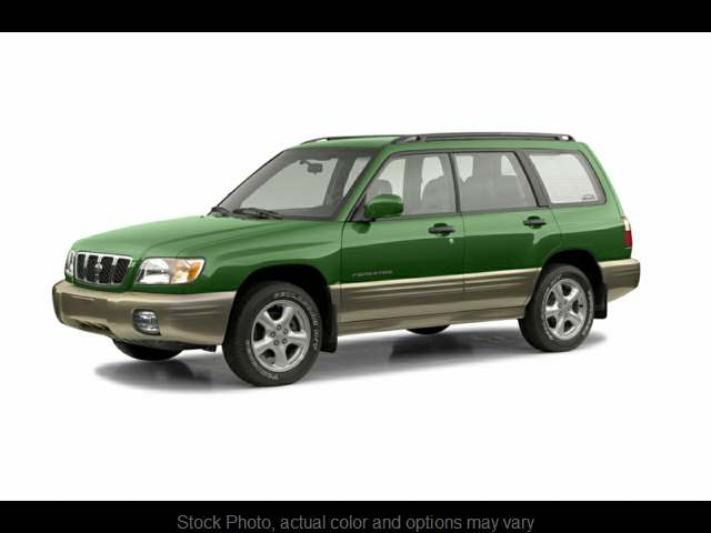Used 2002  Subaru Forester 4d SUV L at Oxendale Auto Outlet near Winslow, AZ
