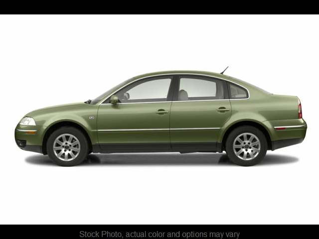 Used 2002  Volkswagen Passat 4d Sedan GLS at Tacoma Car Credit near Tacoma, WA