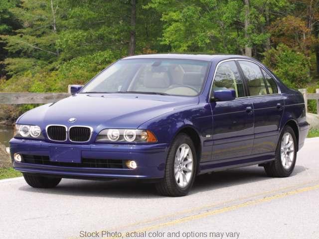 2003 BMW 5 Series 4d Sedan 530iA at Edd Kirby's Adventure near Dalton, GA