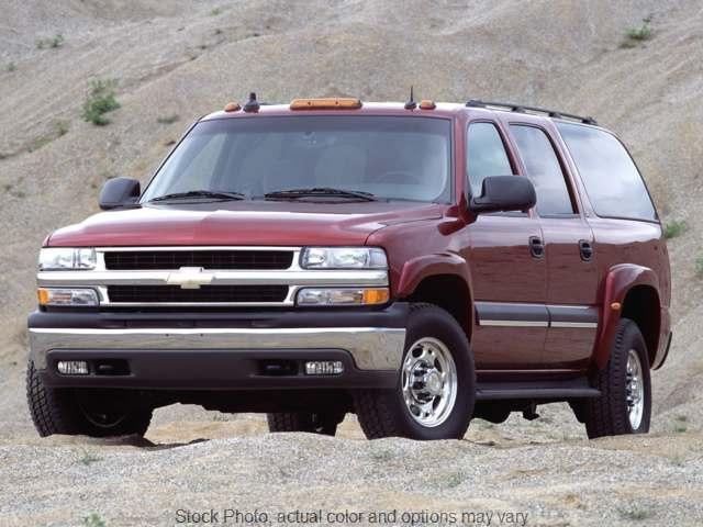 Used 2003  Chevrolet Suburban 1500 SUV 4WD Z71 at Shook Auto Sales near New Philadelphia, OH