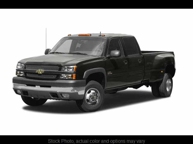 2003 Chevrolet Silverado 3500 4WD Crew Cab LS at You Sell Auto near Lakewood, CO