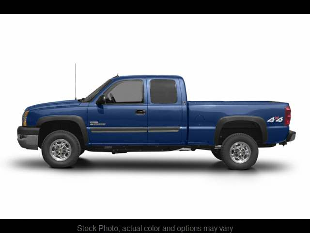 Used 2003  Chevrolet Silverado 2500 4WD Ext Cab HD LS at Shook Auto Sales near New Philadelphia, OH