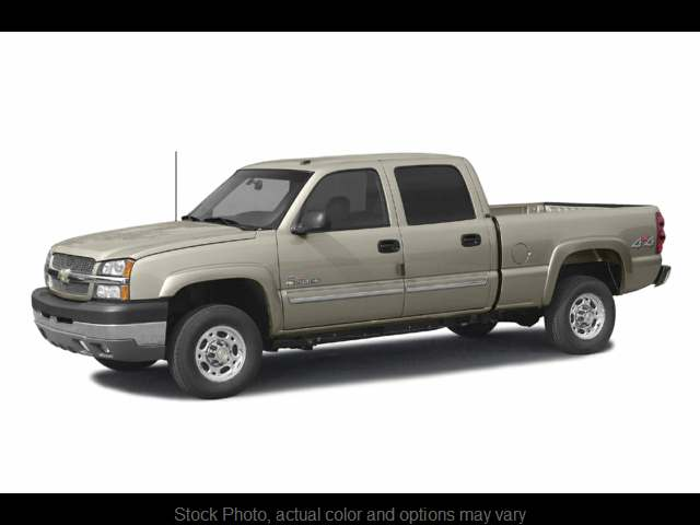 2003 Chevrolet Silverado 2500 4WD Crew Cab HD LS at Oxendale Auto Outlet near Winslow, AZ