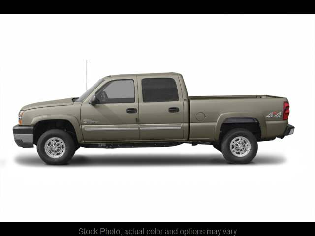 Used 2003  Chevrolet Silverado 2500 4WD Crew Cab HD LS at Oxendale Auto Outlet near Winslow, AZ