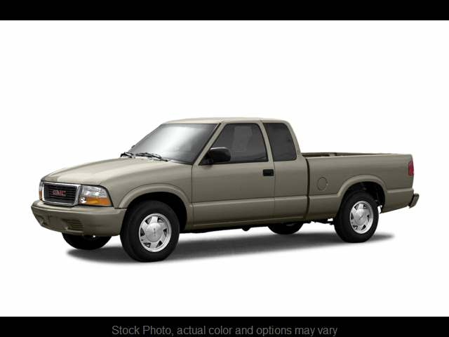 Used 2003 GMC Sonoma Pickup 2WD Ext Cab SL at Action Auto - Starkville near Starkville, MS