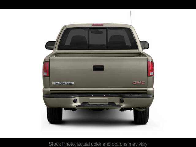 Used 2003  GMC Sonoma Pickup 2WD Ext Cab SL at Action Auto Group near Oxford, MS