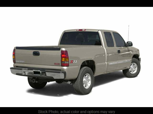 Used 2003  GMC Sierra 1500 2WD Ext Cab at Butler Preowned Auto Sales near Butler, PA