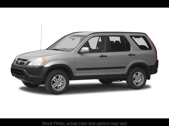 Used 2003  Honda CR-V 4d SUV 4WD EX AT at The Gilstrap Family Dealerships near Easley, SC