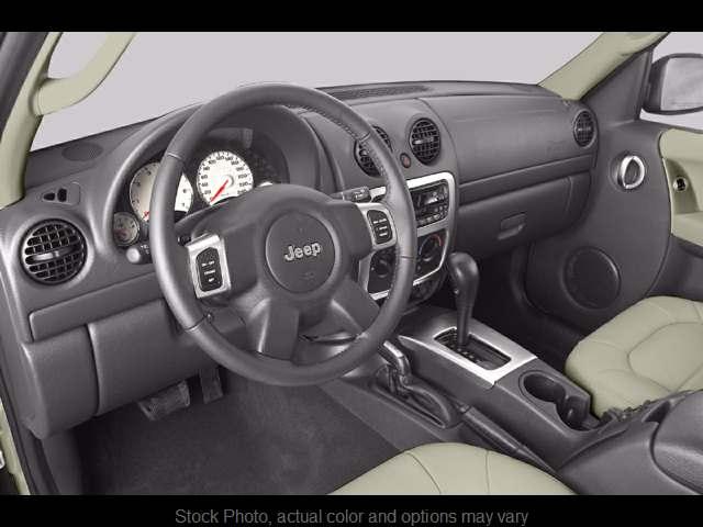 Used 2003  Jeep Liberty 4d SUV 4WD Sport V6 at Edd Kirby's Adventure near Dalton, GA