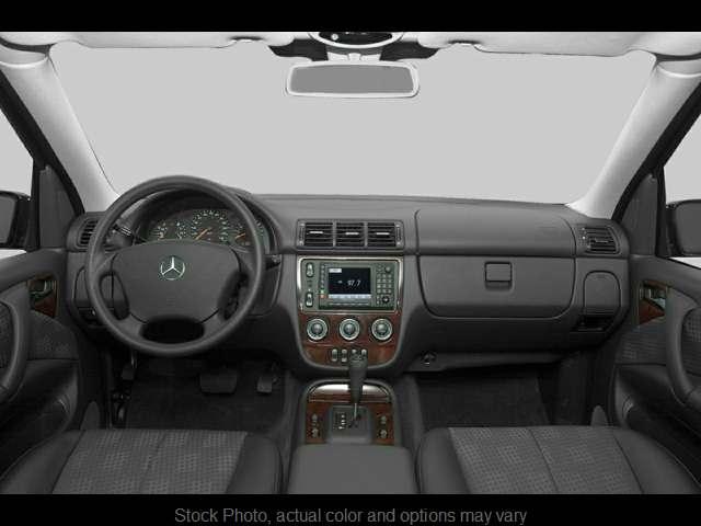 Used 2003  Mercedes-Benz M-Class 4d SUV ML500 at Maxx Loans USA near Saline, MI