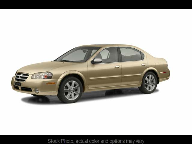 2003 Nissan Maxima 4d Sedan GXE at VA Cars Inc. near Richmond, VA