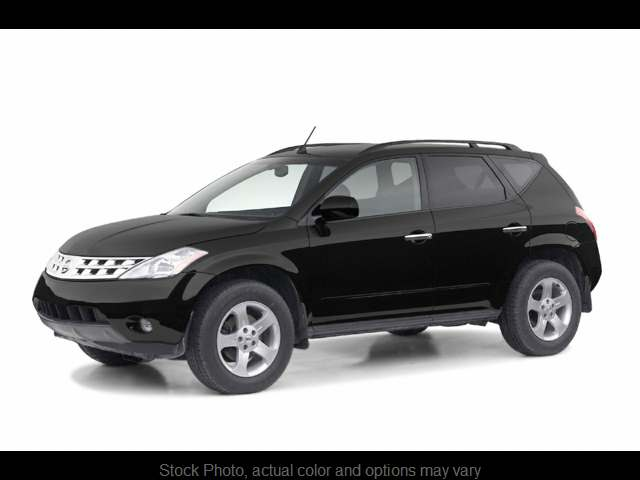 2003 Nissan Murano 4d SUV AWD SE at CarCo Auto World near South Plainfield, NJ