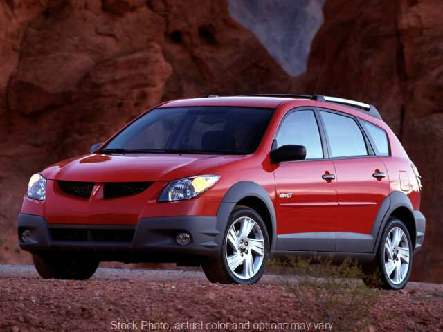 Used 2003  Pontiac Vibe 4d Wagon FWD at Credit Now Auto Inc near Huntsville, AL